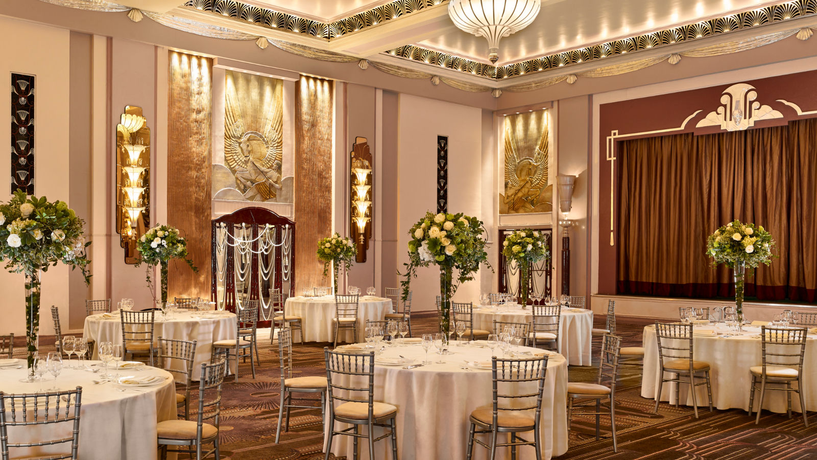 The Gatsby Nye Mayfair Ball Dinner Dance Amp Vip Party