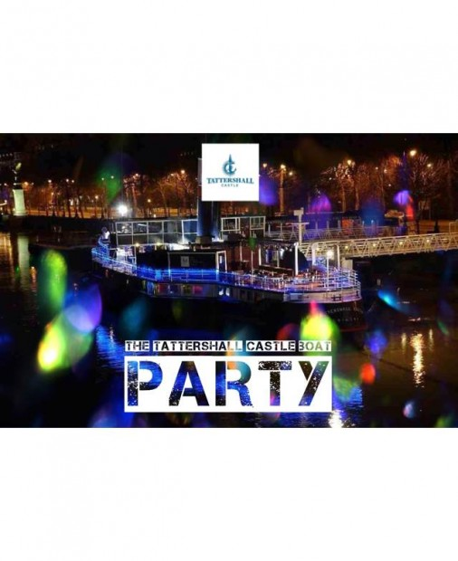 The Tattershall Castle Boat Party
