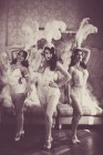 GIN-HOUSE BURLESQUE - Easter Revue