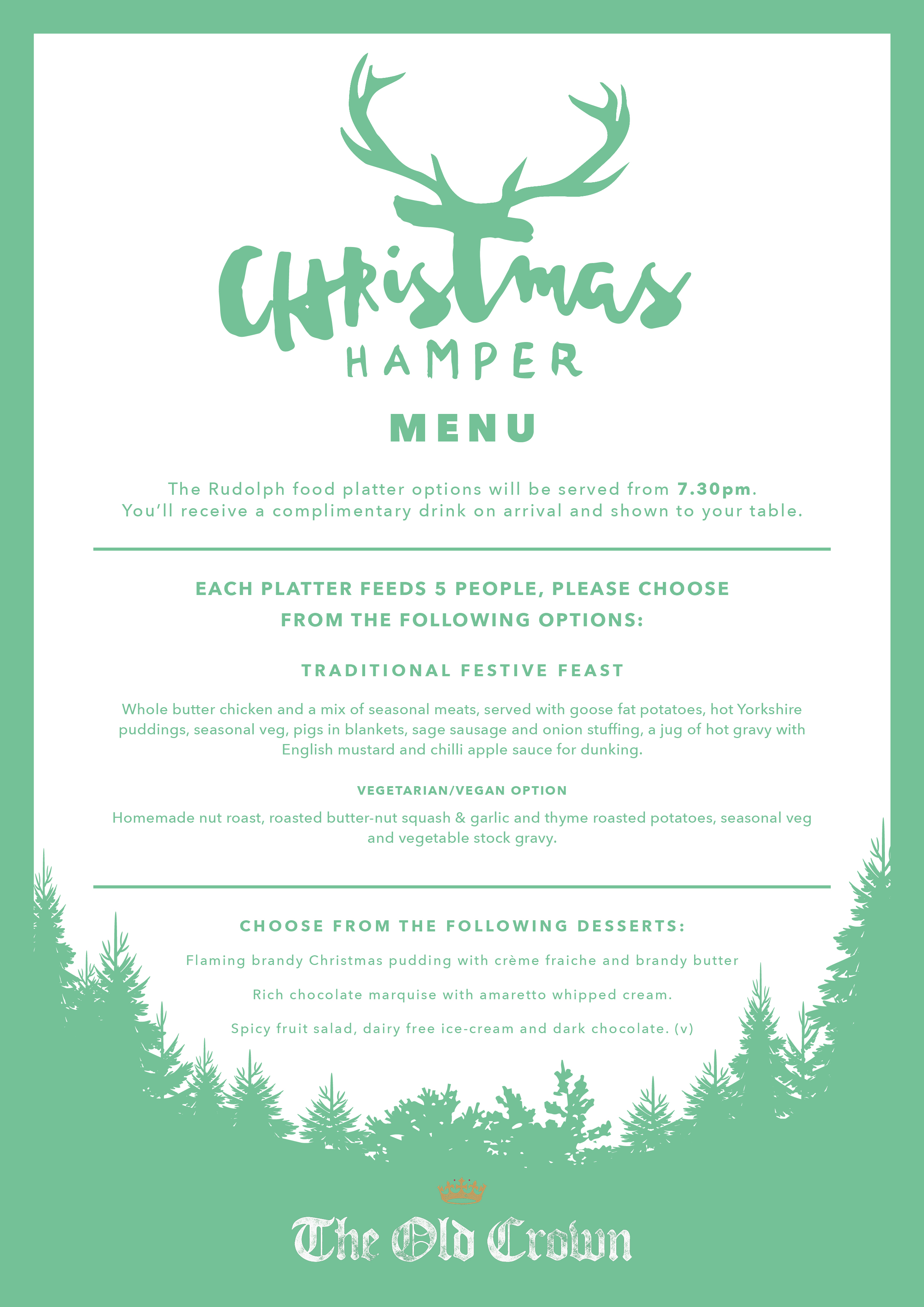 Digbeth Christmas Hamper