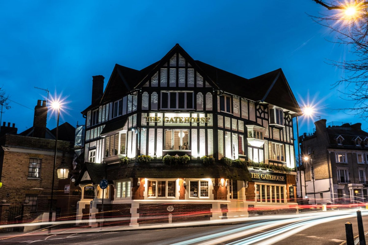 The Gatehouse Highgate London Pub Reviews Designmynight