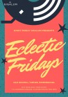 Eclectic Fridays - Funk | New Disco | Indie | Rock