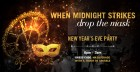 New Years Eve Masquerade Party