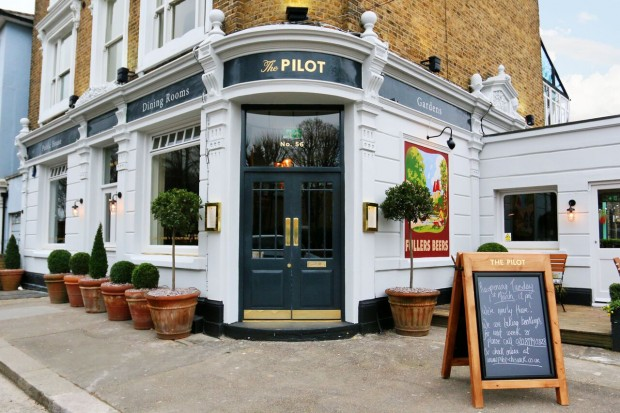 The Pilot Chiswick photo