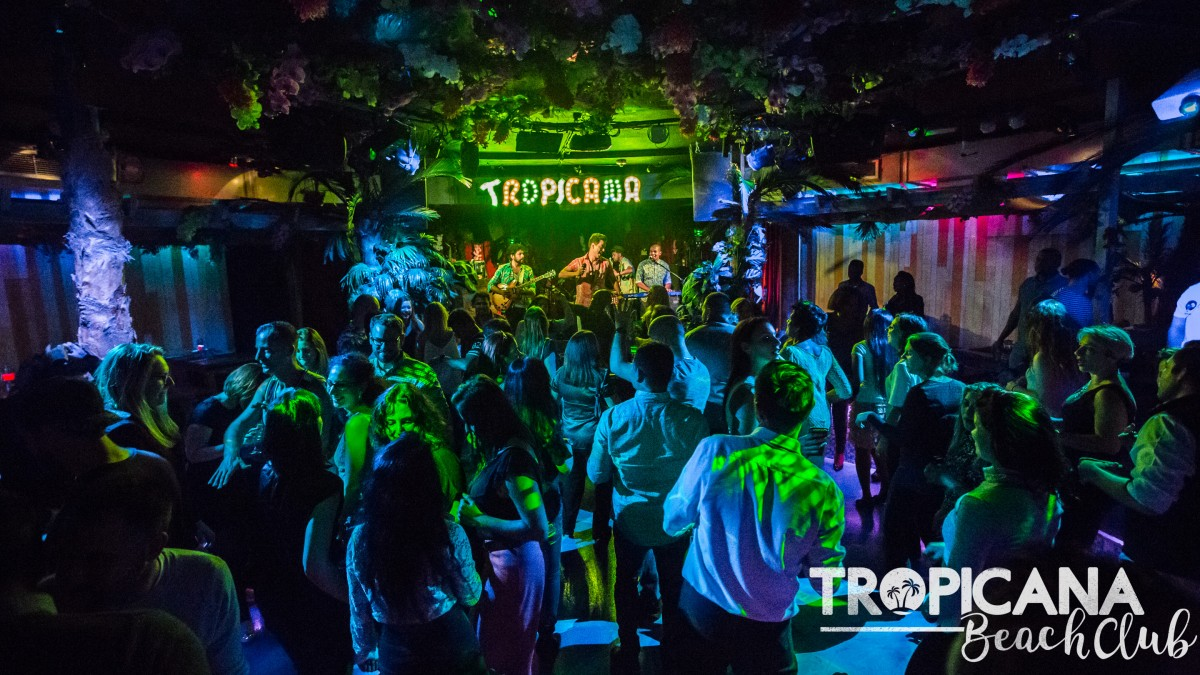 Tropicana Beach Club Covent Garden | London Bar and Club Reviews ...