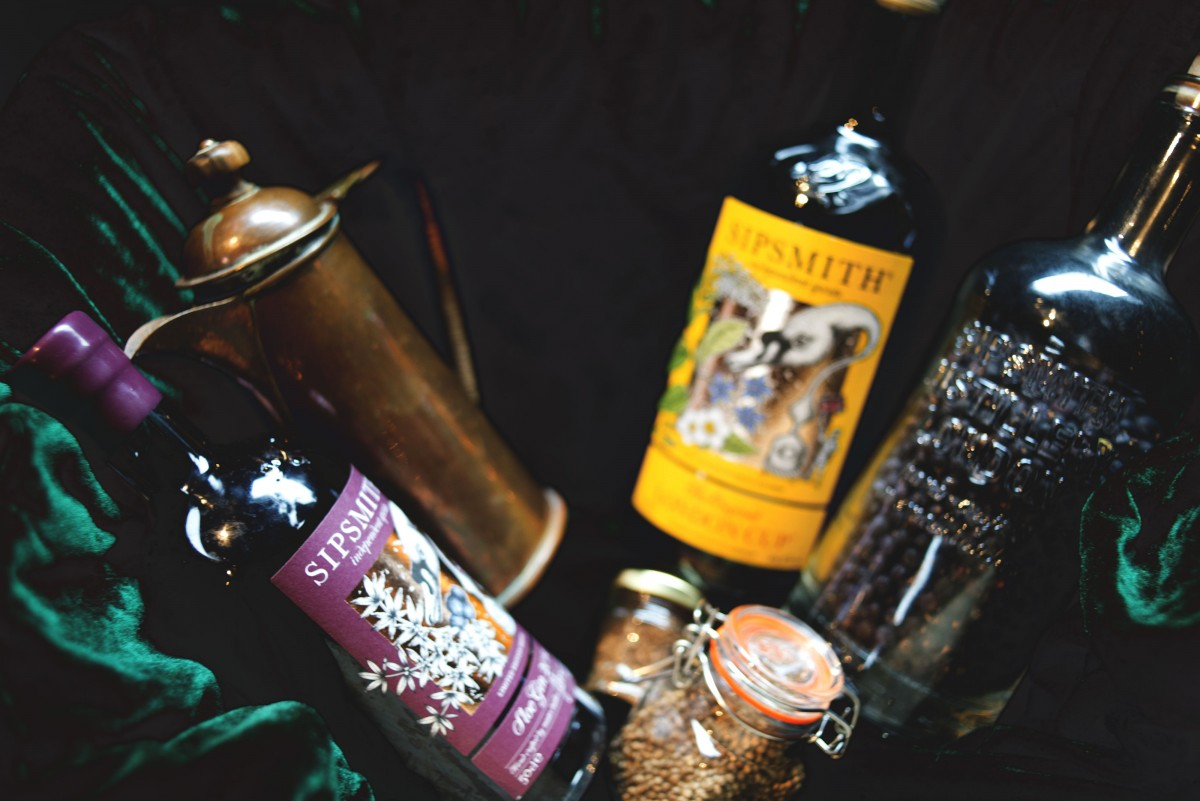 Sipsmith Winter Lounge