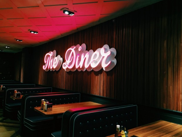 The Diner Strand photo
