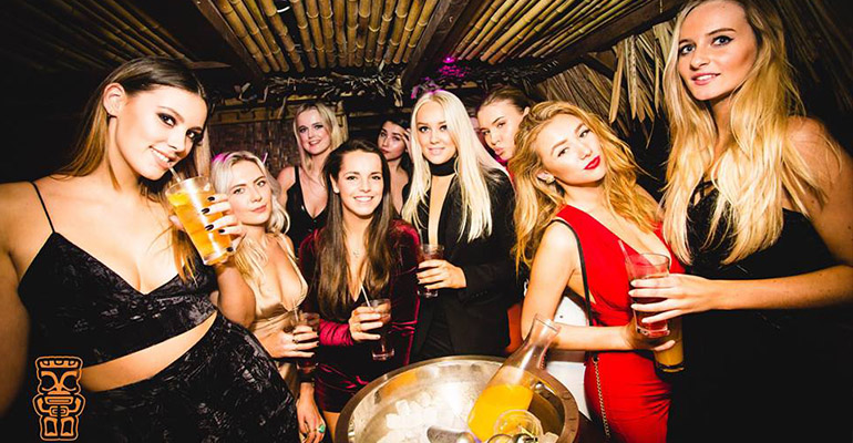 NYE PARTY AT MAHIKI WITH LUX GUESTLIST