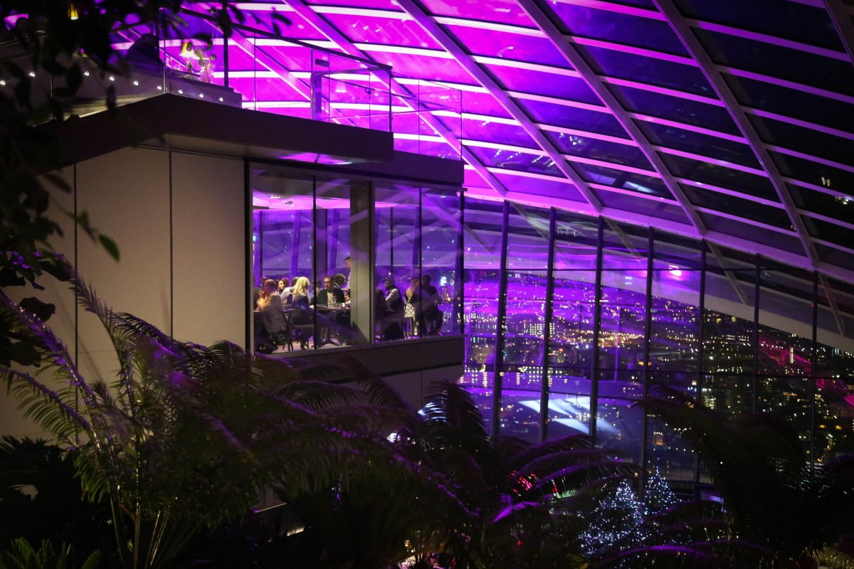 Great Gatsby New Year's Eve at Sky Garden | London VIP ...