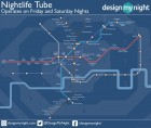 Find Out The Best Late Night Northern Line Bars To Hit With The DesignMyNight Nightlife Tube Map.