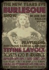 The NYE Burlesque Show