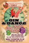 New Years Eve // Gin and Dance
