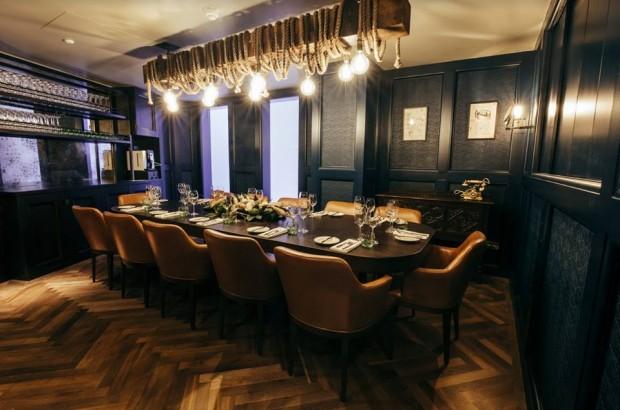 New Bar Spy Kitty Hawk Moorgate In London Restaurant Bar