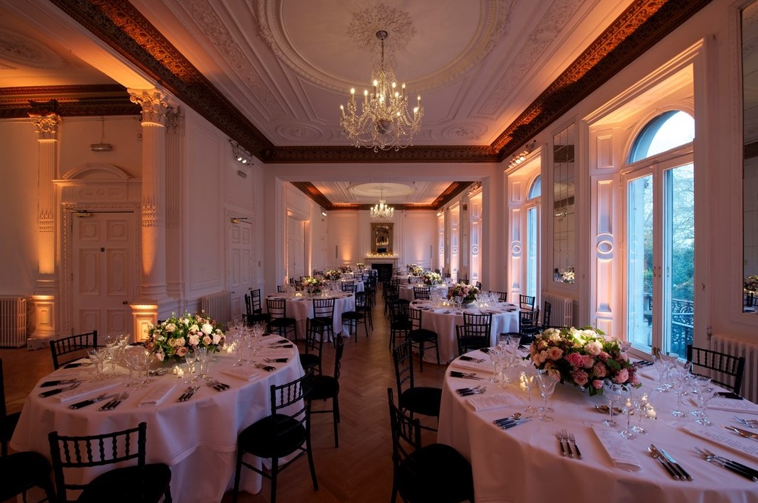 Over 250 capacity venue hire london private hire venues for Small private wedding venues