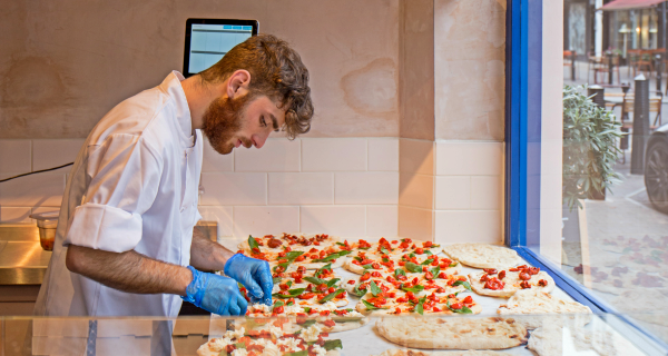 Panzo Panzo pizzeria arrives in the ever-expanding Exmouth Market