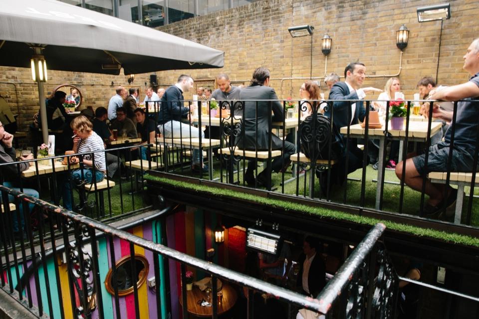 Pub Room Hire London Bridge