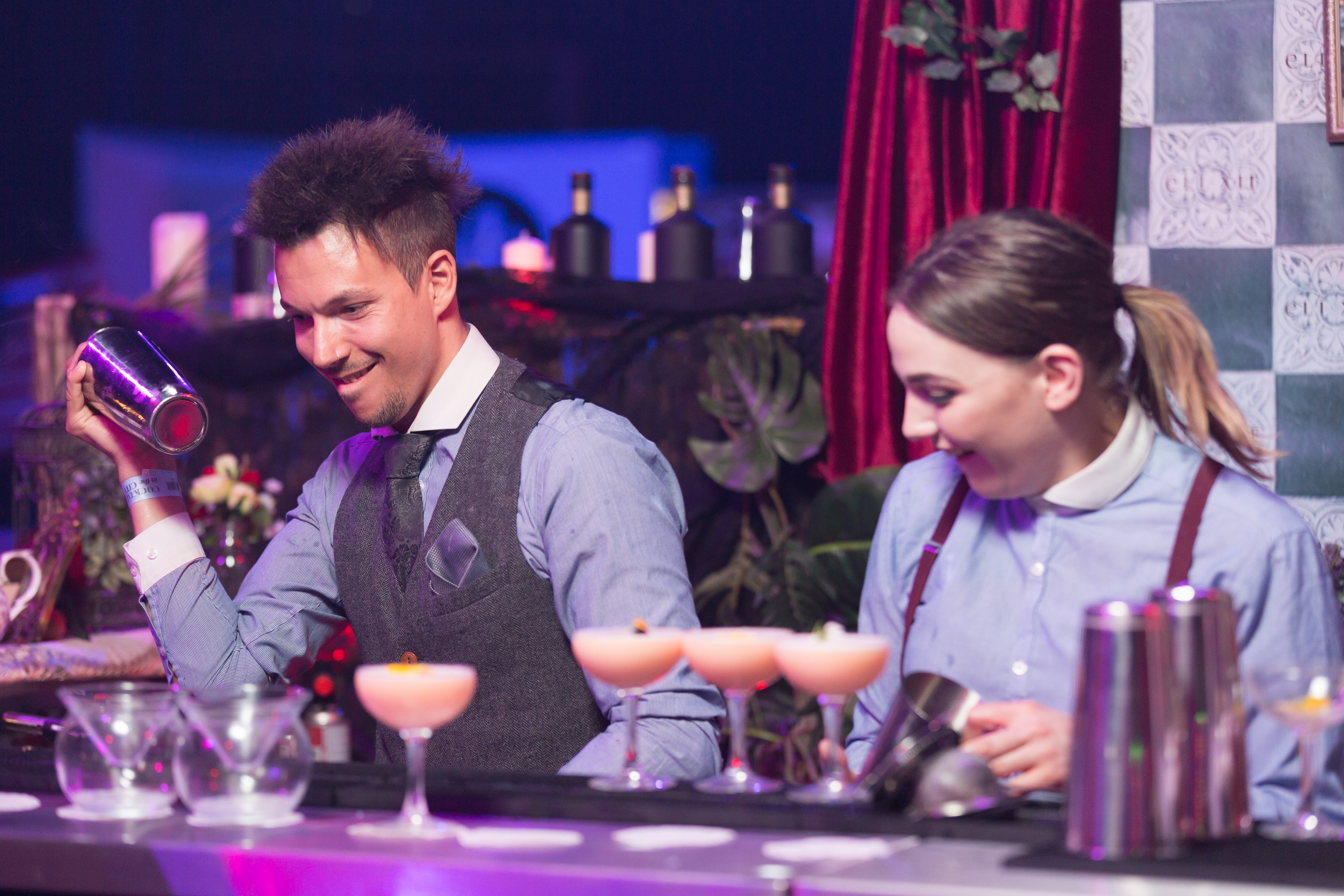 Cocktails in the City Glasgow 2017