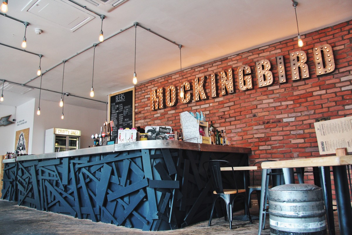 The Mockingbird Cinema and Kitchen