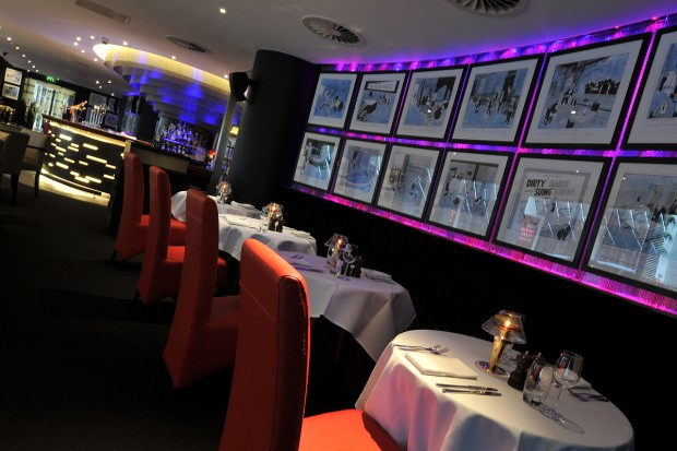 Marco pierre white steakhouse bar grill nottingham