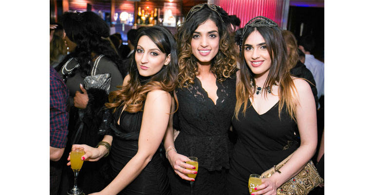 THE EMBASSY CLUB NYE PARTY AT KARMA SANCTUM SOHO