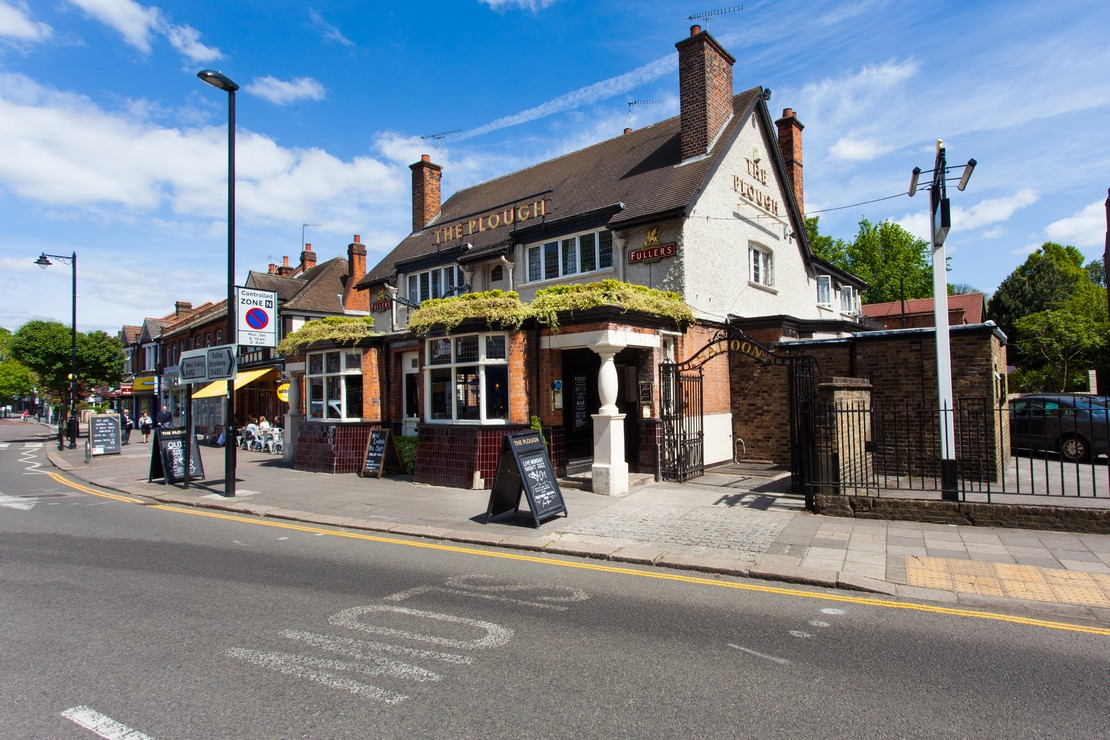 The Plough Inn, Ealing - Love's Labour's Lost