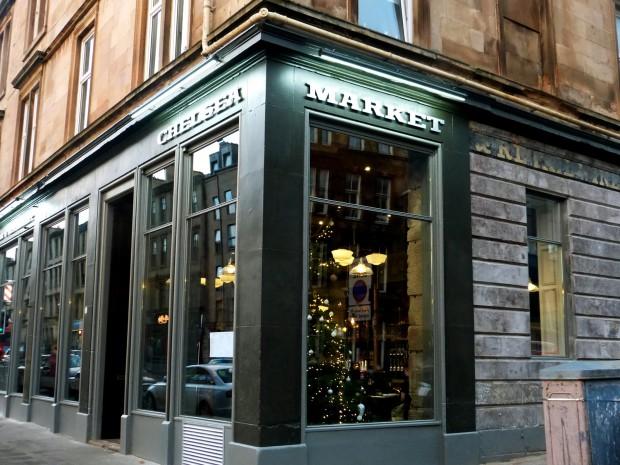 Chelsea Market Bar Amp Restaurant Glasgow Restaurant