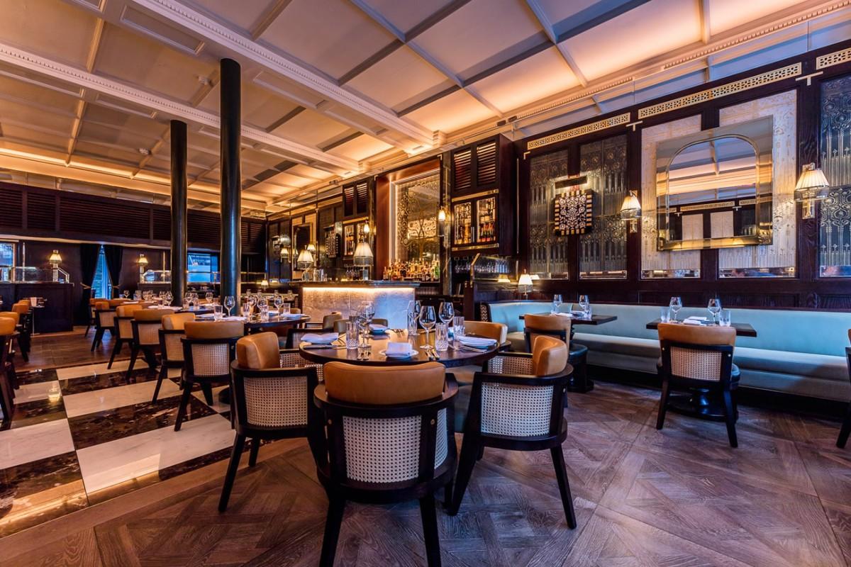 Jamavar Mayfair London Restaurant Reviews Designmynight
