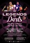 Legends of Darts 3