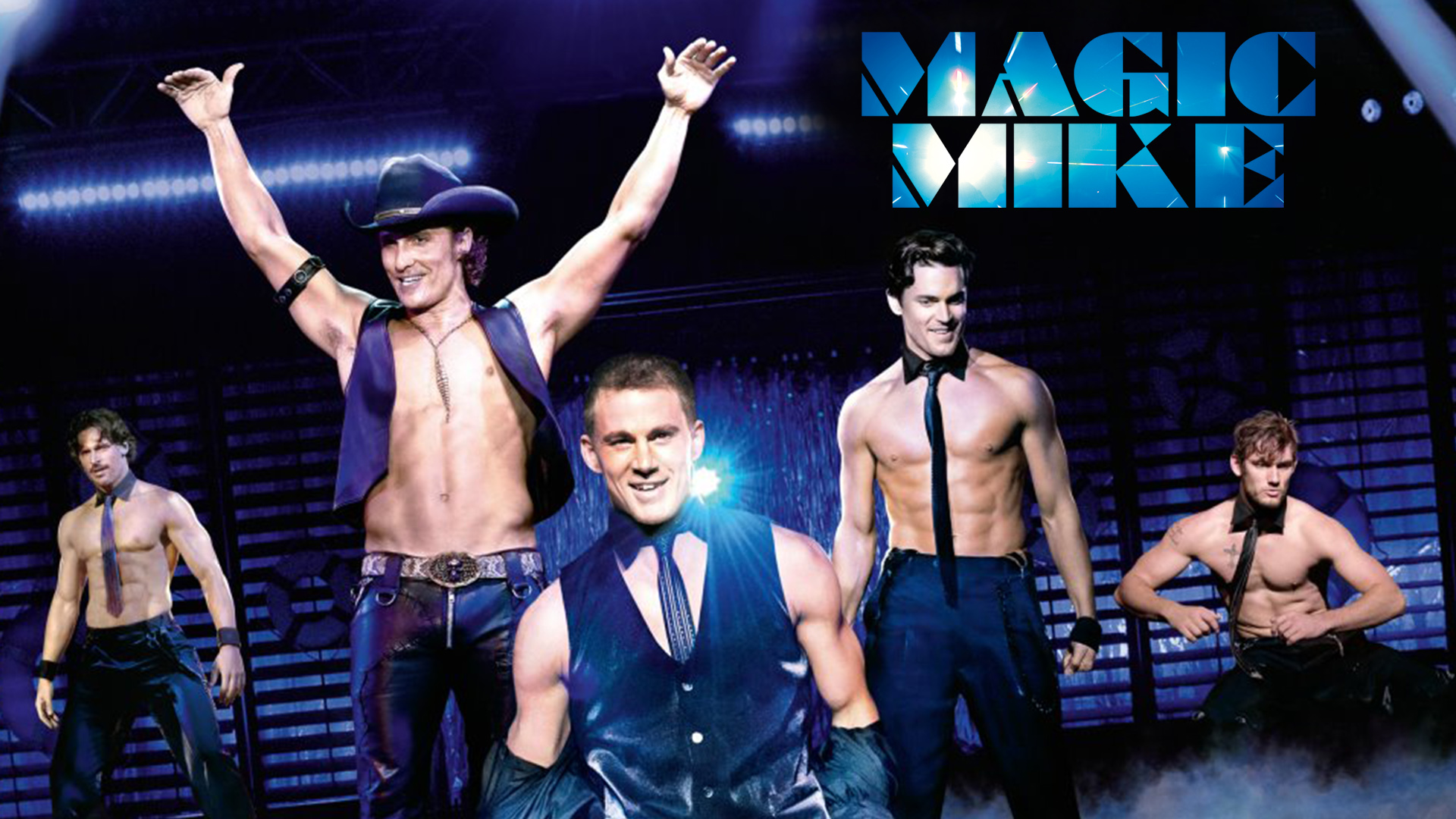 Boondocks Cinema Club - Magic Mike (Singles' Night!)
