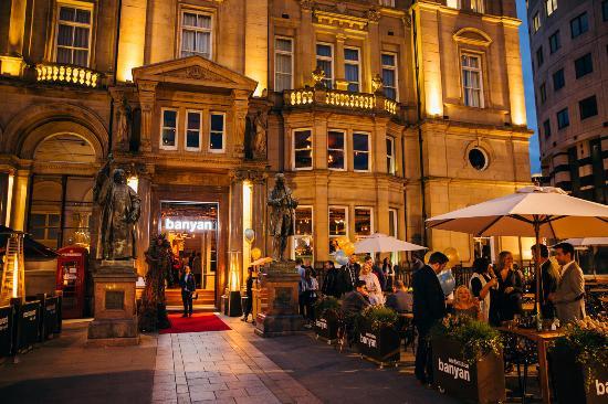 Banyan Leeds Leeds Bar Reviews Designmynight