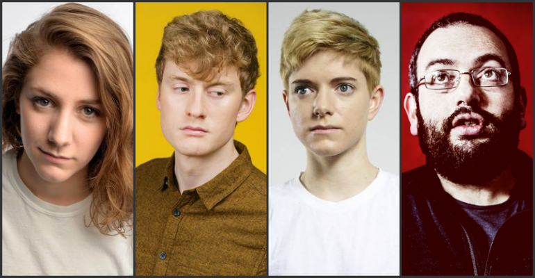 Laugh Out London In Angel - James Acaster