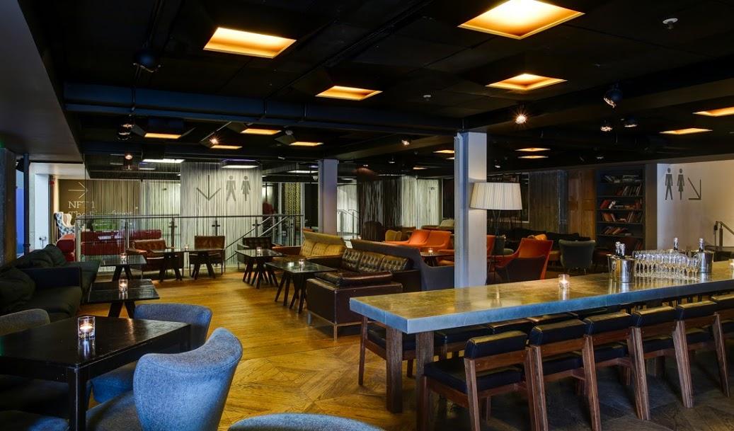 Bfi Bar And Kitchen Southbank London Bar Reviews Designmynight