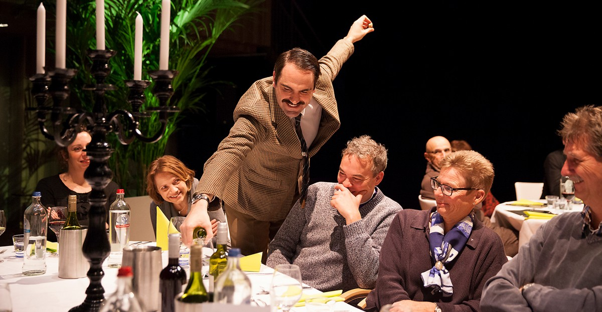 Faulty Towers The Dining Experience 2018