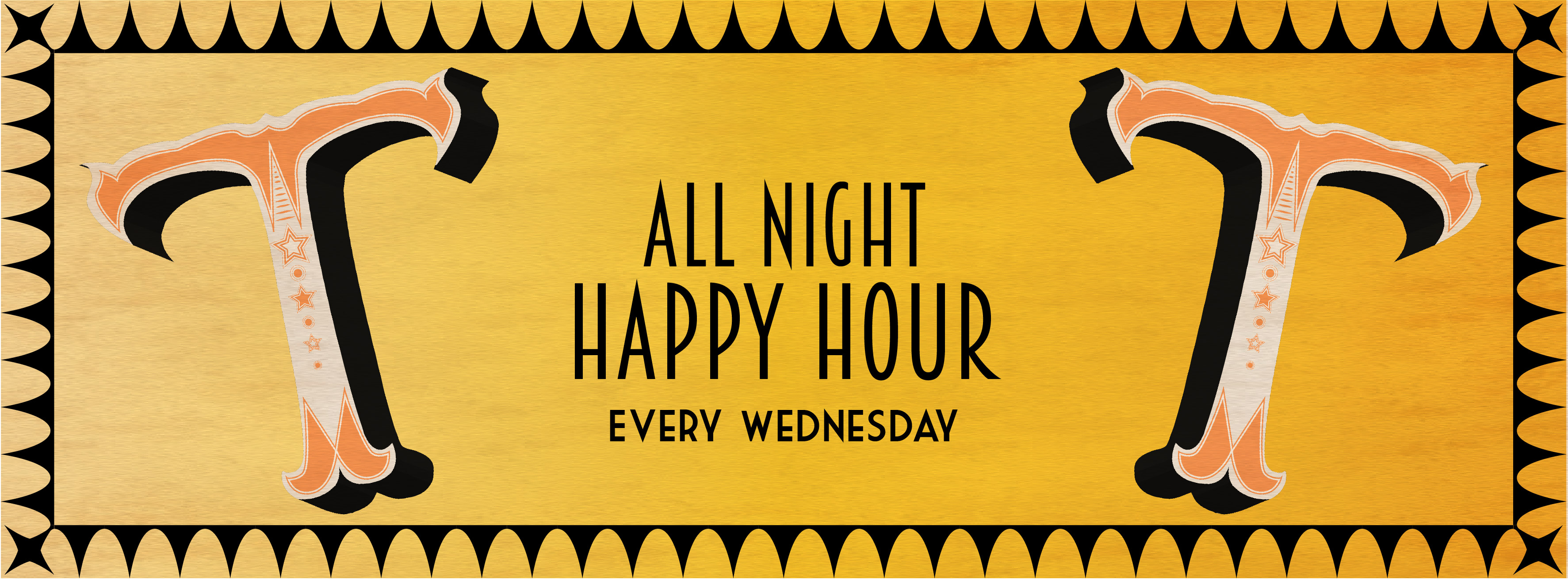Happy Hour All Night