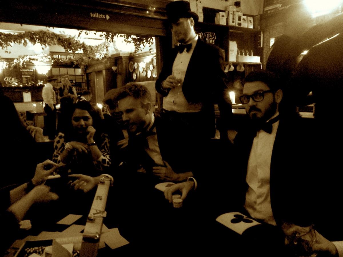 Casino nye london