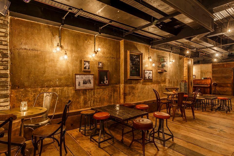 The Bridge Cafe Bar Clapham