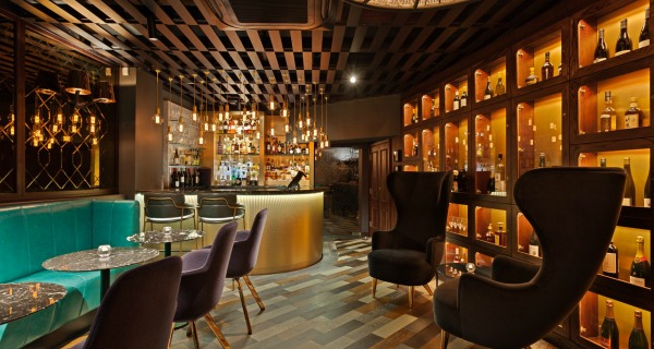 Sophisticated drinks london smart bars in