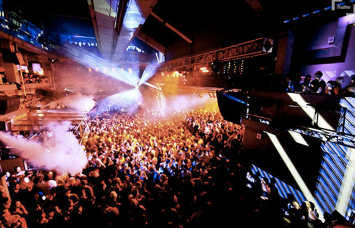 The Re-Fresher's Festival @ FABRIC Fabric London ...