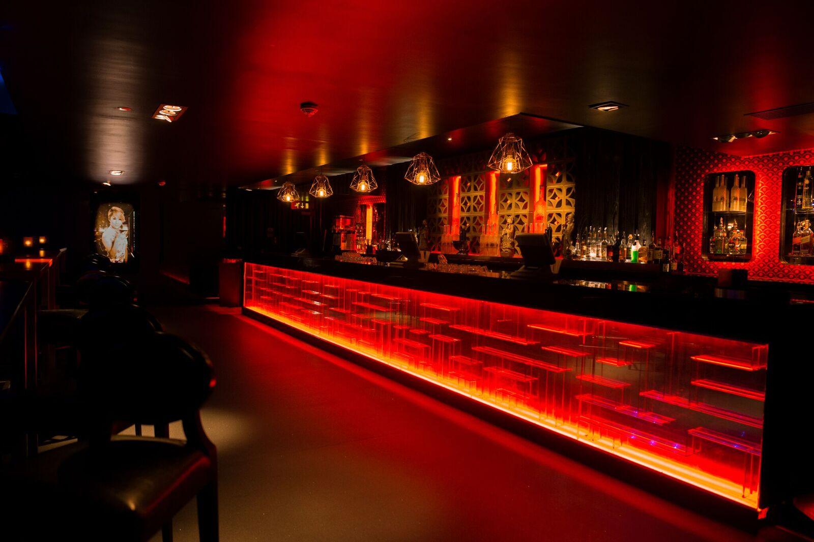 Shanghai Club At Le Monde George Street Edinburgh Club