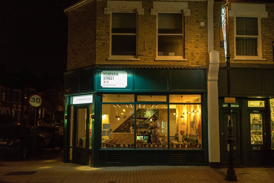Mandarin Street Get your mitts on - Chinese small plates set to arrive in Wandsworth
