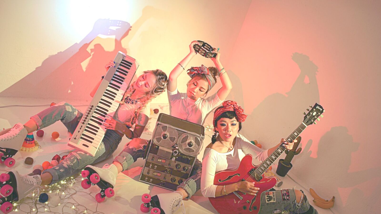 K-Music Showcase: The Barberettes + Sultan of The Disco
