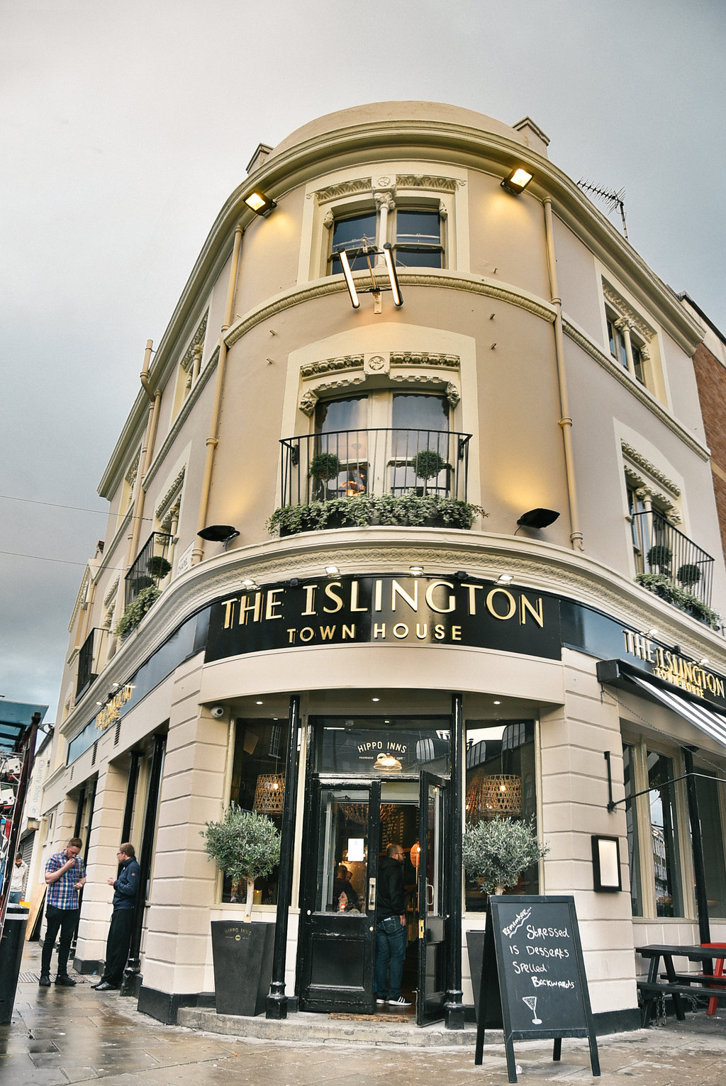 The Islington Townhouse - Hippo Inns
