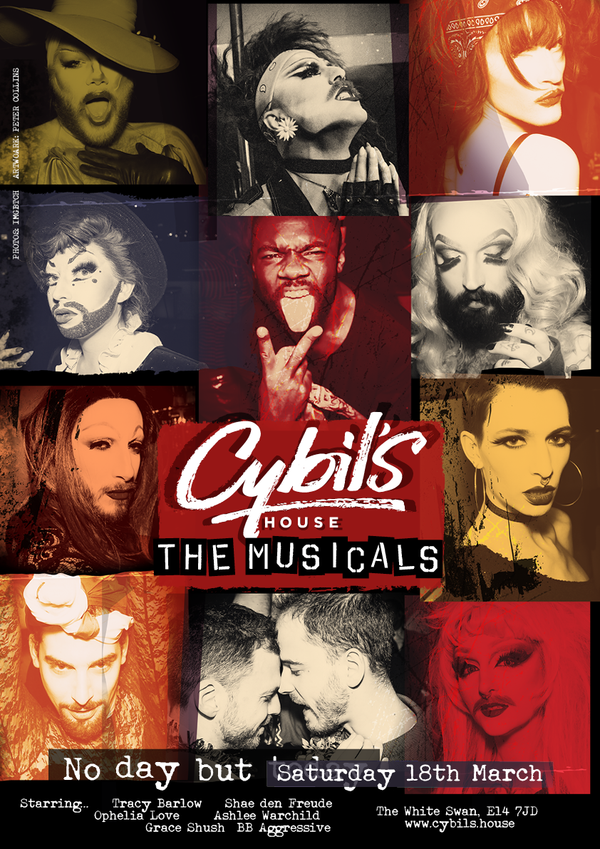 Cybil's House 9: The Musicals