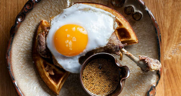 Duck & Waffle Local Sky-high favourite Duck & Waffle are opening a new ground-floor venue in Piccadilly
