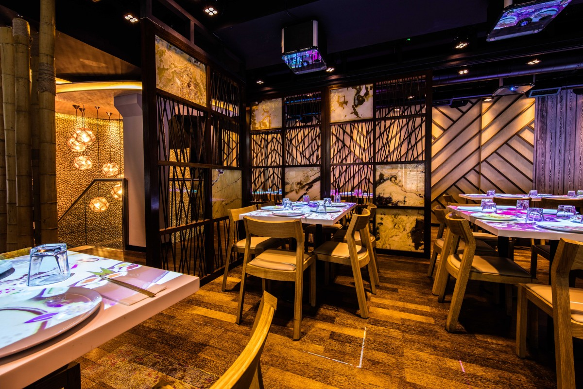 Inamo Covent Garden London Restaurant Reviews