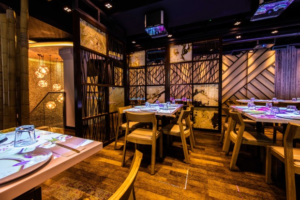 Inamo Covent Garden London Restaurant Reviews