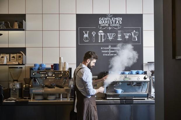 Barista Coffee Shop Newcastle Street