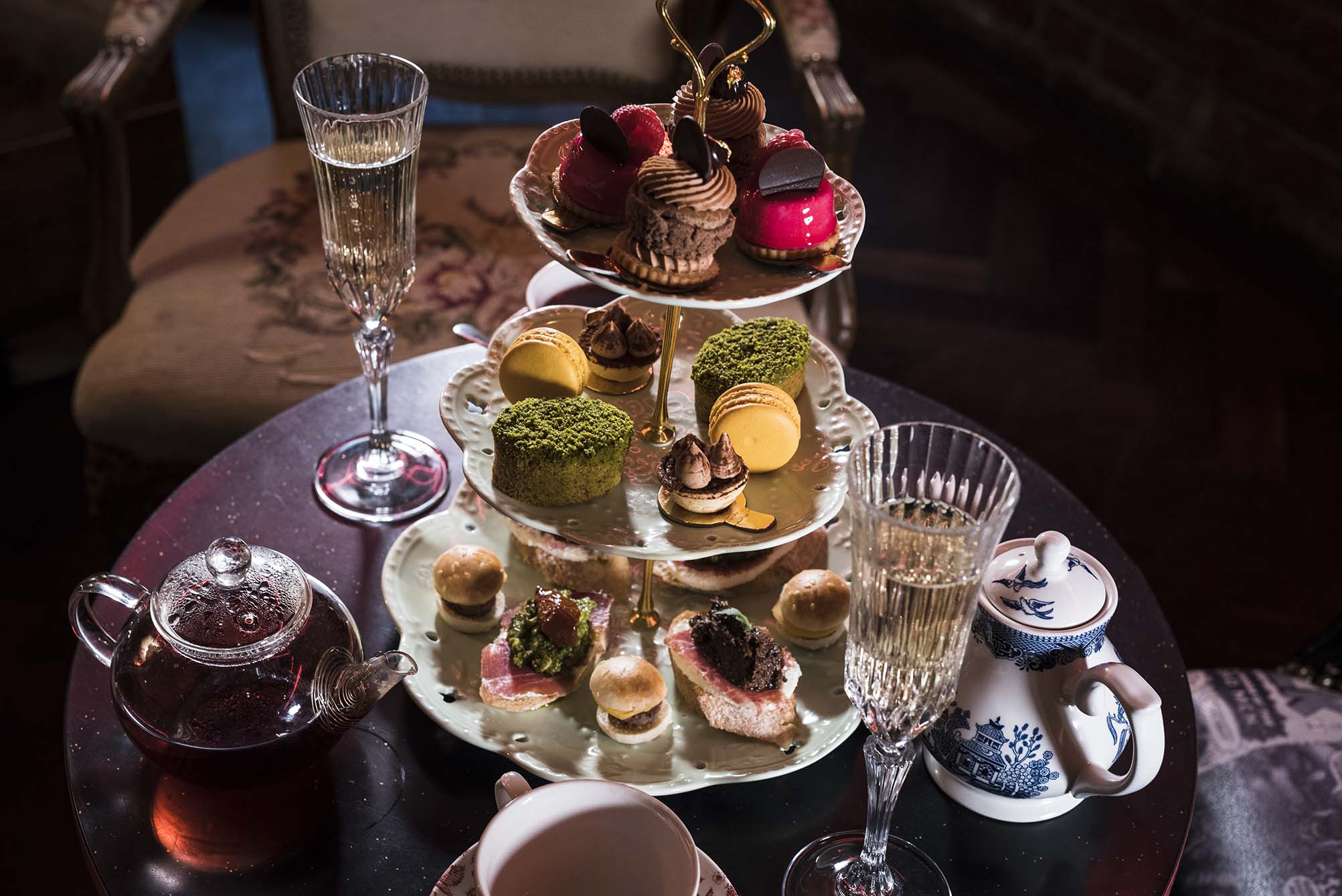 Heads up! The chicest Afternoon Tea has just arrived on the East London scene – come and indulge at MAP Maison.