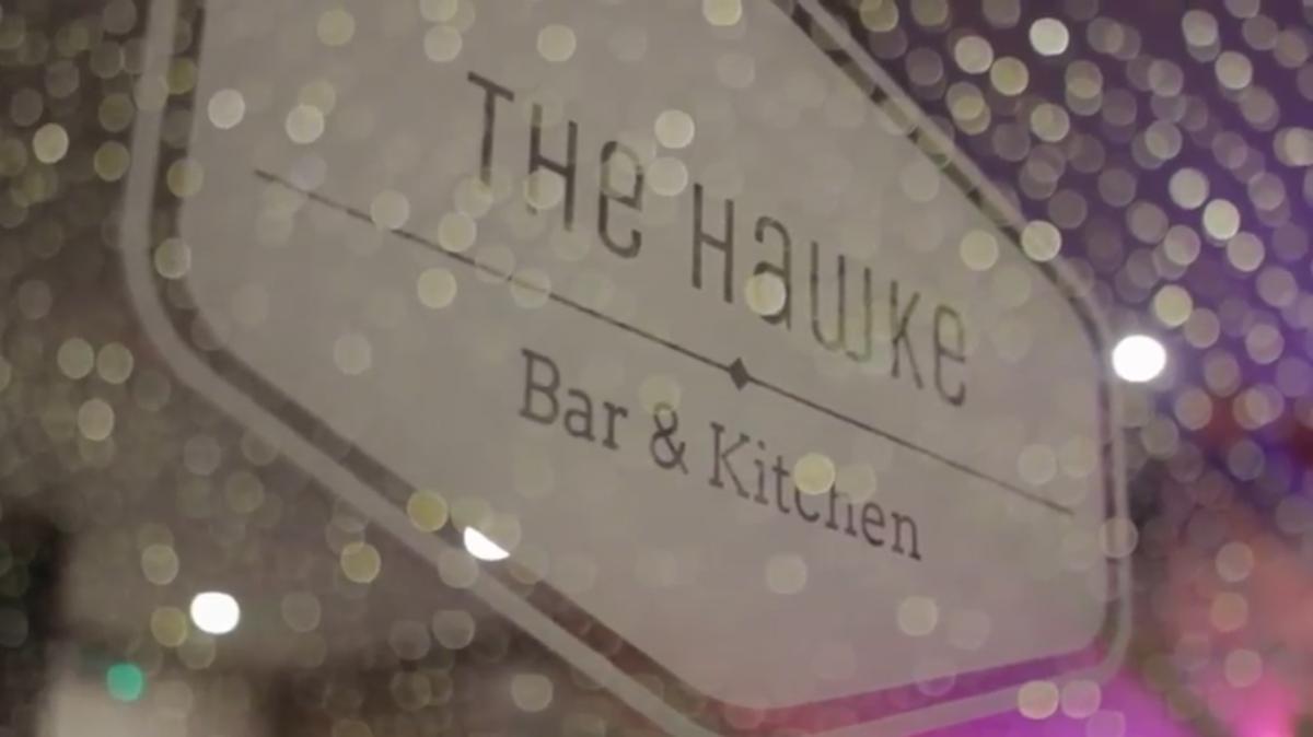 The Hawke Bar And Kitchen Glasgow