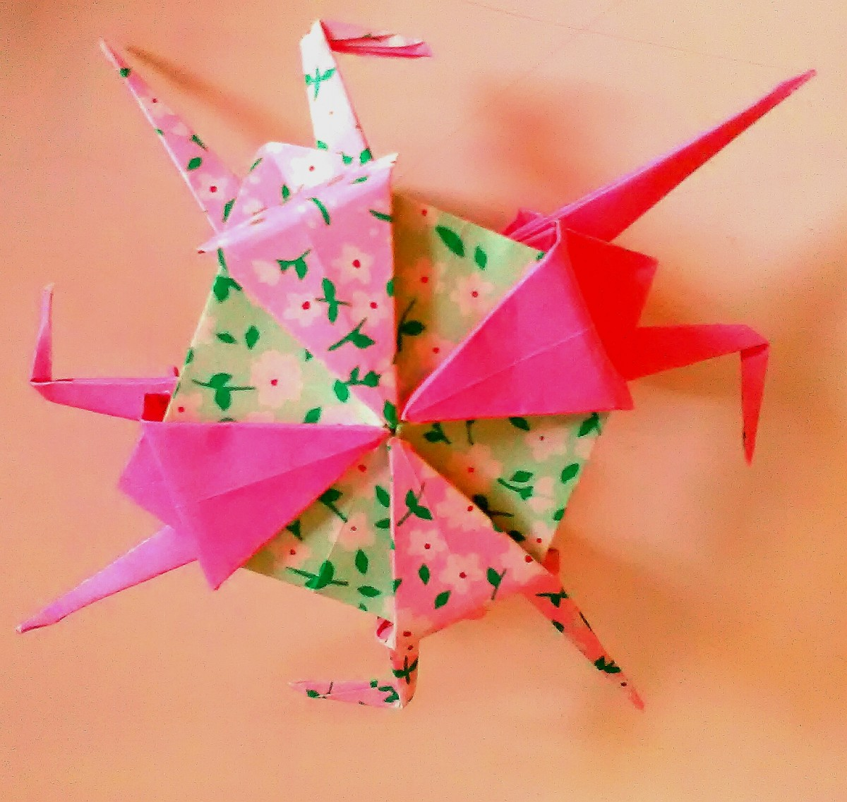 Origami Flower Wonderland Dalston London Classes Reviews
